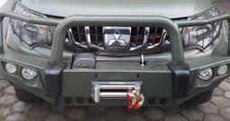 Bumper Depan+Winch Mitsubishi