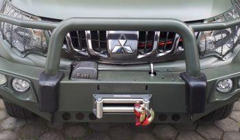 Bumper Depan+Winch Mitsubishi full