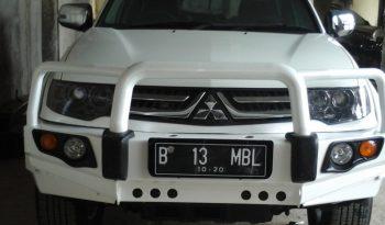 Bumper Depan Mitsubishi full