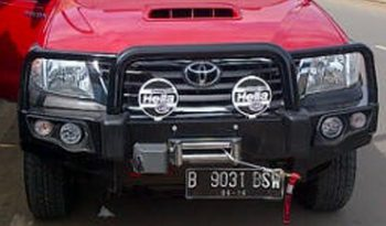 Bumper Depan+Winch Toyota full