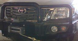 Bumper Depan+Winch Toyota