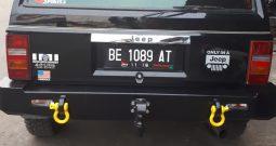 Bumper Belakang Jeep