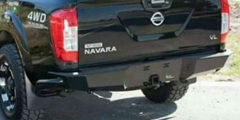 Bumper Belakang Nissan full