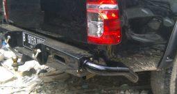 Bumper Belakang Pipa Samping Toyota