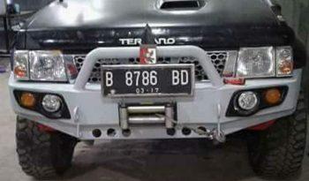 Bumper Depan+Winch Nissan full