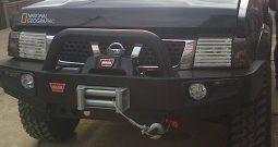 Bumper Depan+Winch Nissan
