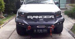 Bumper Depan+Winch Ford
