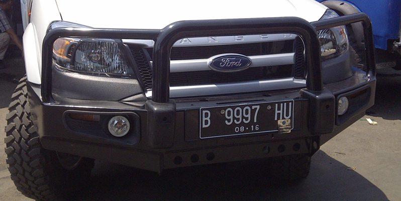 Bumper Depan Ford full