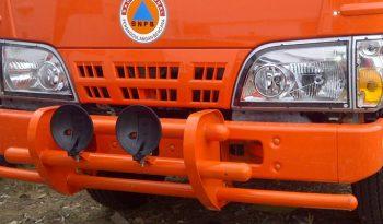 Bumper Depan Isuzu full