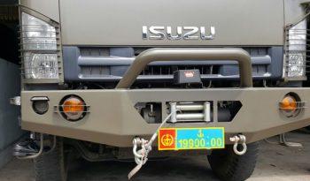 Bumper Depan+Winch Isuzu full