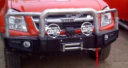 Bumper Depan+Winch Isuzu