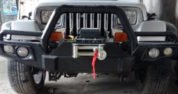 Bumper Depan+Winch Jeep