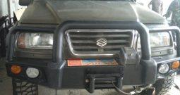 Bumper Depan+Winch Suzuki