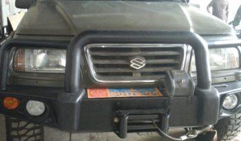 Bumper Depan+Winch Suzuki full