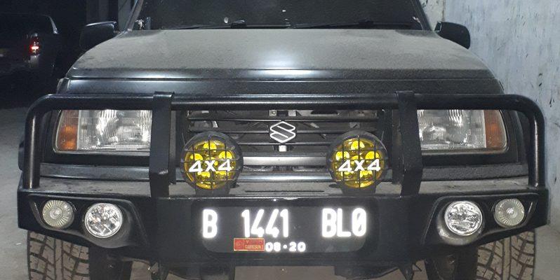 Bumper Depan Suzuki full