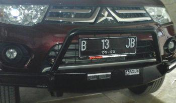 Bumper Depan Overland Mitsubishi full