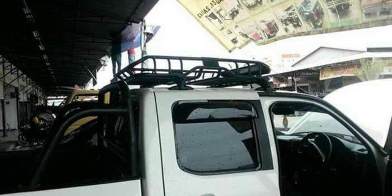 Roof Rack Mobil 4×4 full