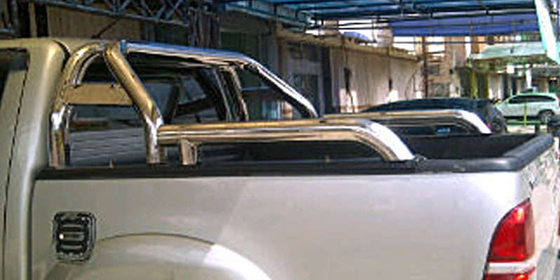Roll Bar Toyota full