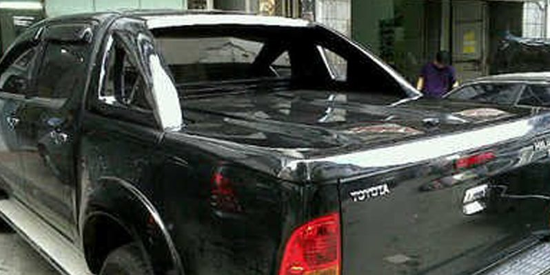 Slim Box Toyota full
