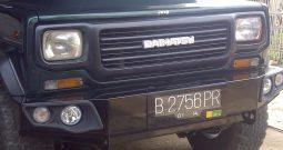 Bumper Depan Daihatsu