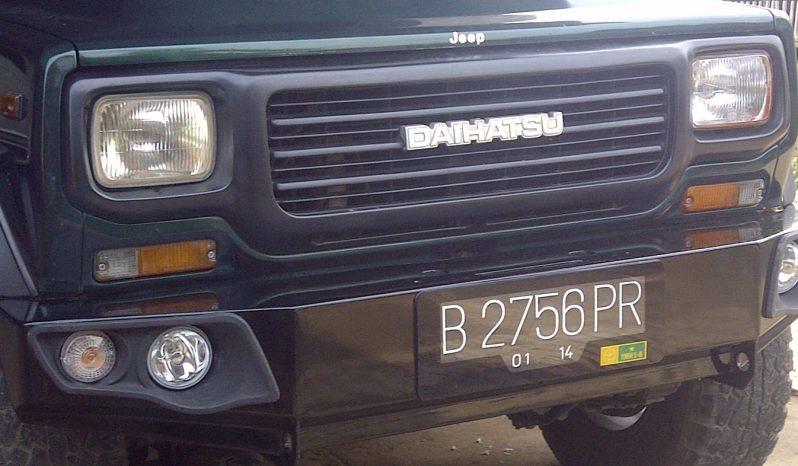Bumper Depan Daihatsu full
