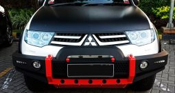 New Design Overland Mitsubishi
