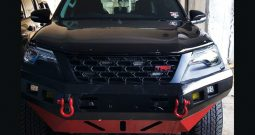 Bumper Depan Toyota Fortuner New Design