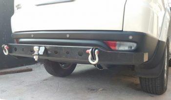 Bumper Belakang + Shackle full