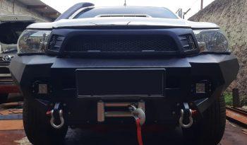Bumper Depan New Model Rival Hilux full