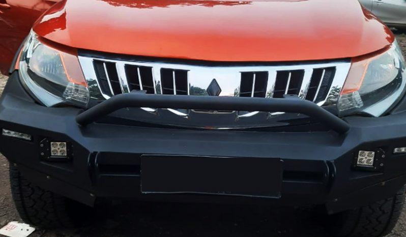 Bumper Depan Rocker Bar Tanduk Mitsubishi Triton full